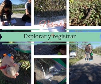 Explorar y registrar