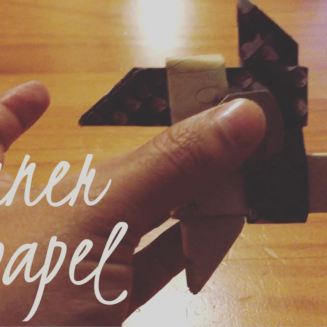 Actividad 1 Spinner de papel Lunariocampamentoencasa2017 Instrucciones en httpmilunariocomspinnerdepapel