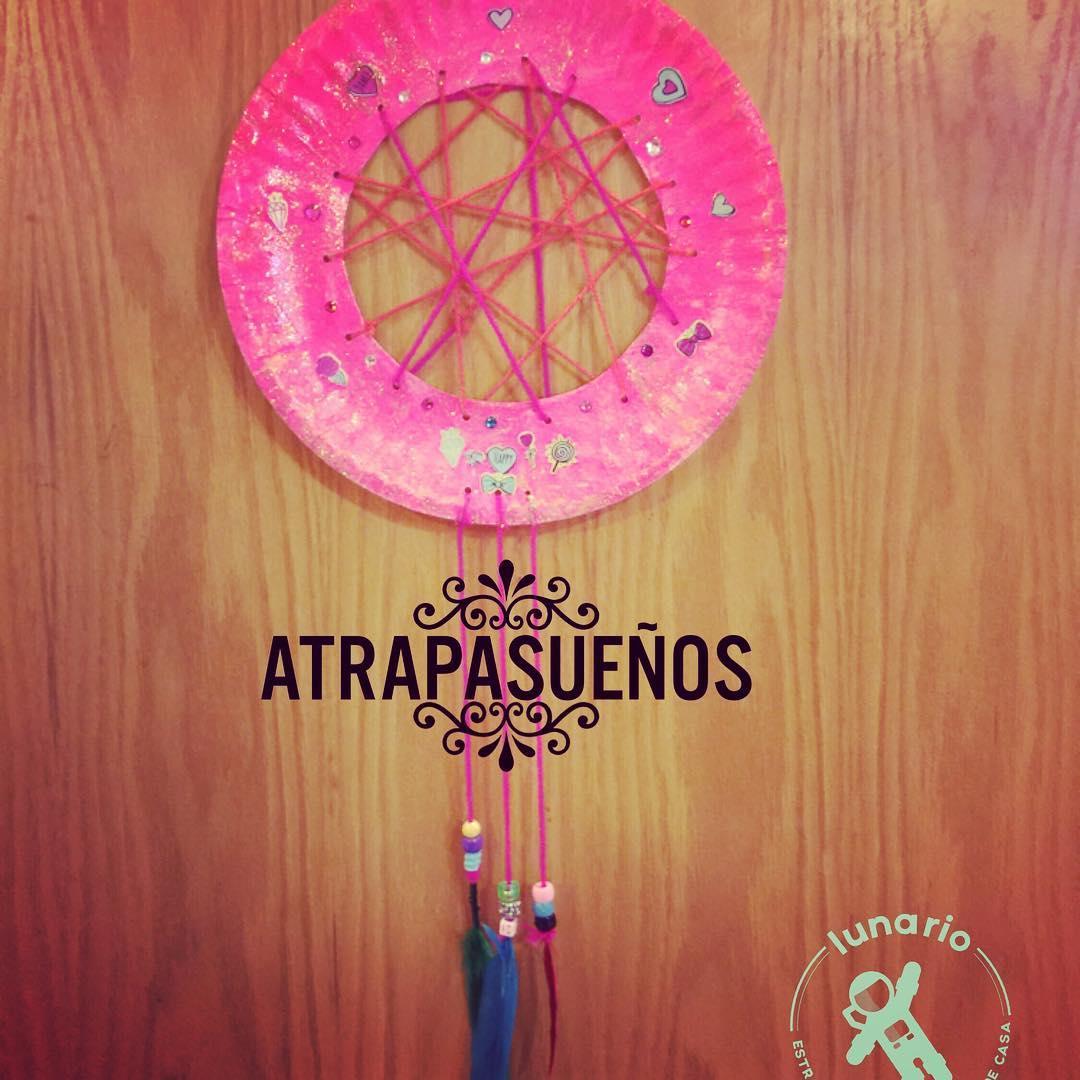 Actividad 3 Atrapasueos Lunariocampamentoencasa2017 Instrucciones en httpmilunariocomatrapasuenos